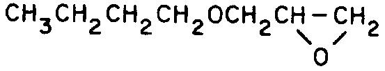 n-butyl glycidyl ether