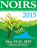 NOIRS 2015 Agenda Book Cover