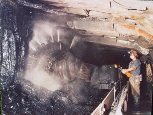 Cdc Mining History Of The Mining Program Niosh