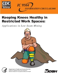 Cdc Mining Keeping Knees Healthy In Restricted Work