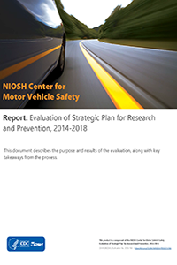 CMVS Evaluation of Strategic Plan for Research and Prevention, 2014-2018: Report