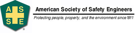 American Society of Safety Engineers logo