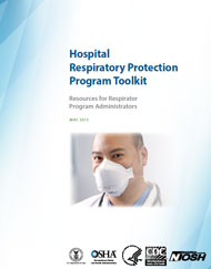 cover page: Hospital Respiratory Protection Program Toolkit