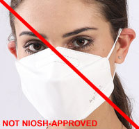Niosh-certified-personal-respirator-dust-mask-filters
