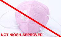 Particulate-N95-NIOSH-Filter-Respirator-Face-Mask