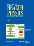 Health Physics Journal cover