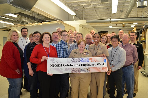 NIOSH celebrates engineering week