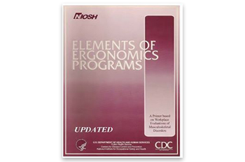 Elements of Ergonomics Programs Updated