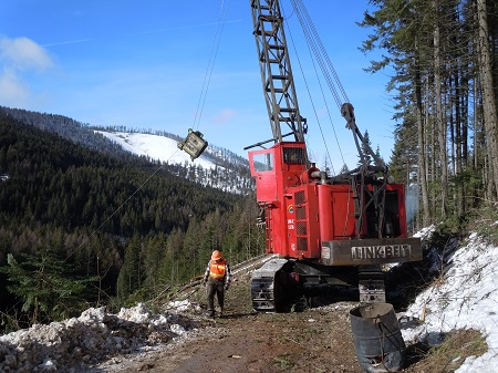 Logging equipment GNSS
