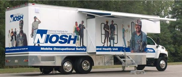 NIOSH mobile unit truck