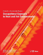 Preview image of the Occupational Expoosure to Heat and Hot Environments document