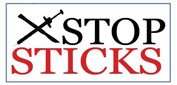 Stop Sticks Campaign Logo