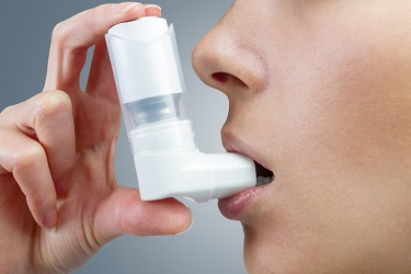 Treatment during an asthma attack