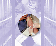 Correctional Health Care Workers logo