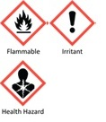 flammable-irritant-health