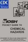 cover of the NIOSH pocket guide