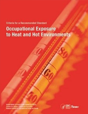 heat stress manual cover