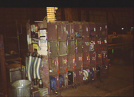 Cdc Ergonomic Solutions In Shipyards Storage Locker For