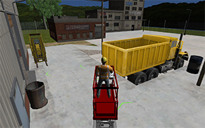 NIOSH Aerial Lift Hazard Recognition Simulator