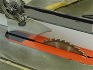 stationary saw