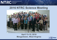 Group photo of Attendees of the 2016 NTRC Science Meeting
