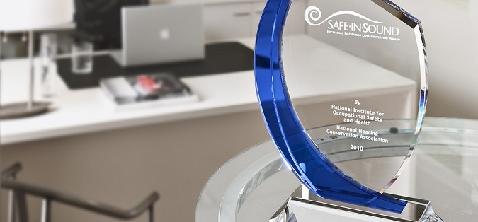 Safe-N-Sound trophy