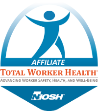 Total Worker Health affiliate logo
