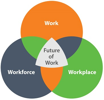 Venn Diagrams for the Future of Work