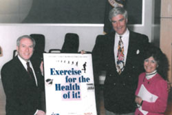 Exercise for the Health of it
