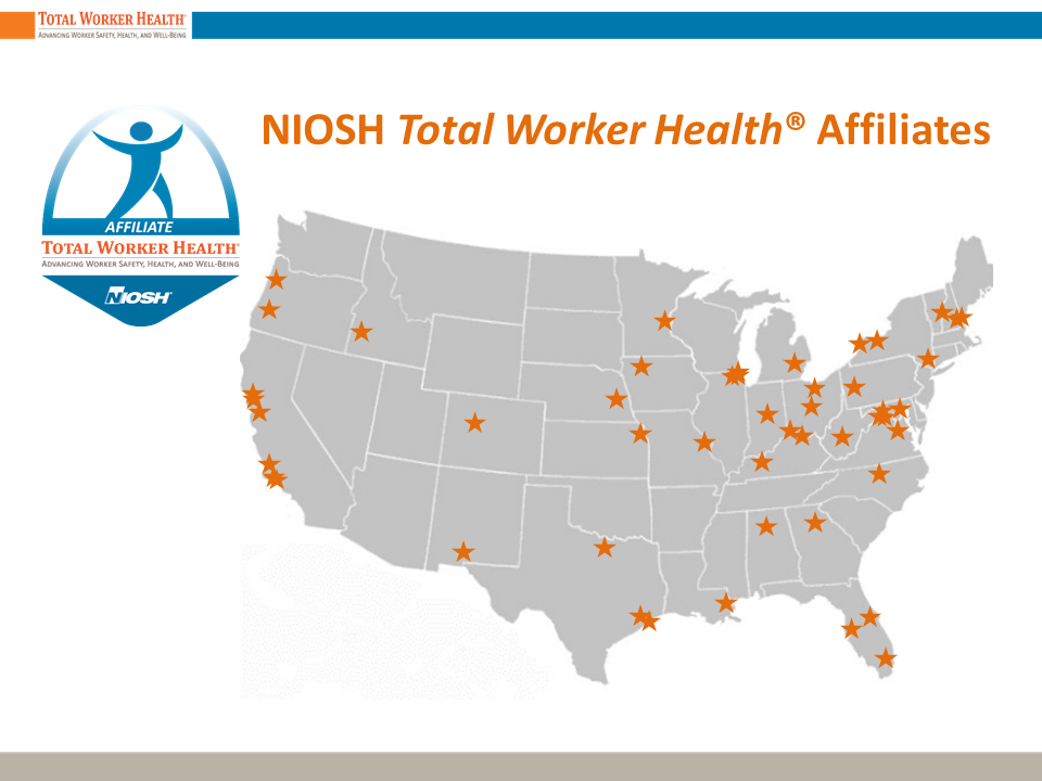 CDC - Total Worker Health Topics - NIOSH Total Worker Health