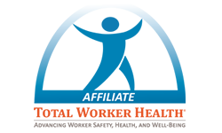 Logo badge for Total Worker Health Affiliates