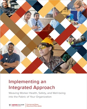 implementing an integrated approach document cover page