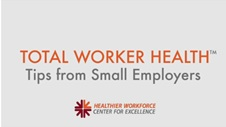 Tips for small employers