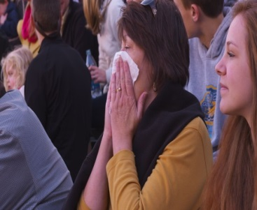 Event Attendees: Flu Prevention at Mass Gatherings