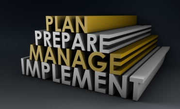 Plan, Prepare, Manage, Implement