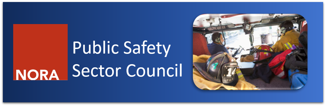 Public Safety Sector Council Banner