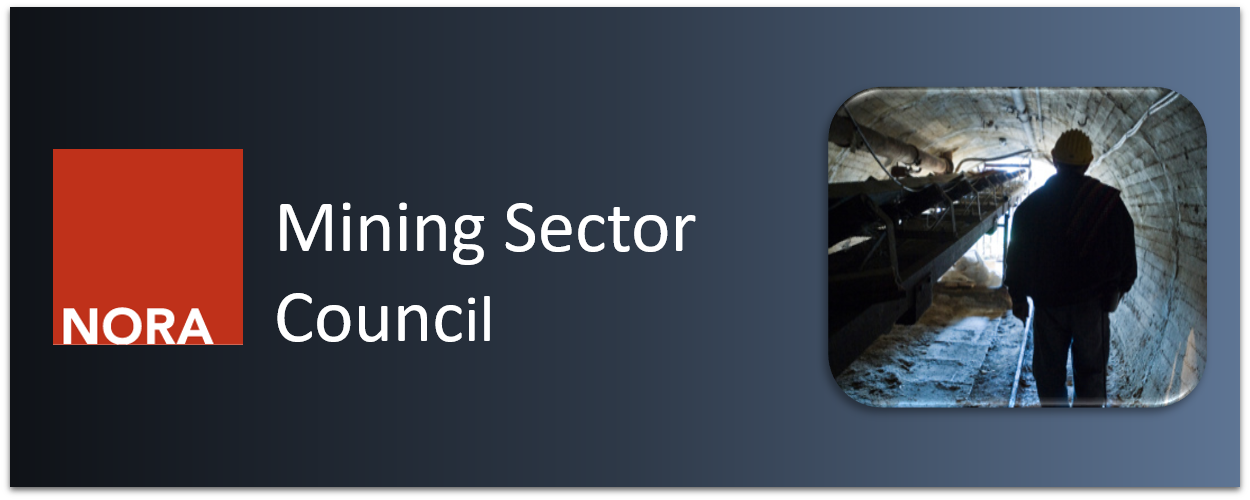 Mining Sector Council banner