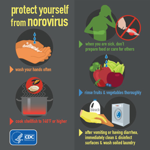 Protect Yourself and Others from Norovirus.