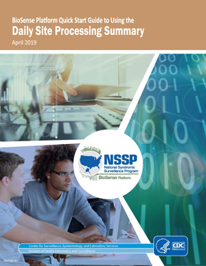 Daily Site Processing Quick Start Guide