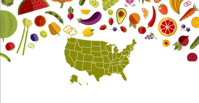 2018 State indicator Report on Fruits and Vegetables