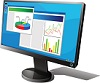 Image of a computer monitor with charts and graphs