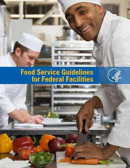 Cover image: Food Service Guidelines for Federal Facilities