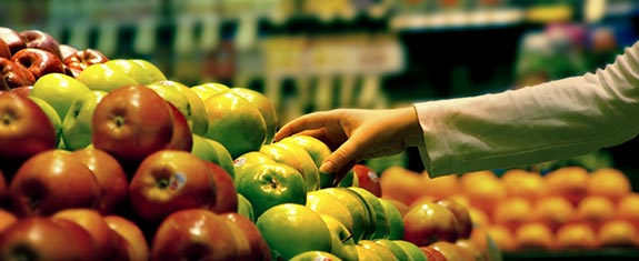 Only 1 in 10 Adults Get Enough Fruits and Vegetables