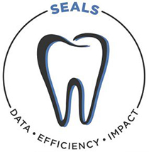 Logo for SEALS: Data, Efficiency, Impact