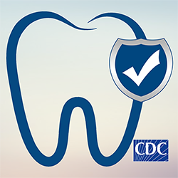 Image of DentalCheck app icon.