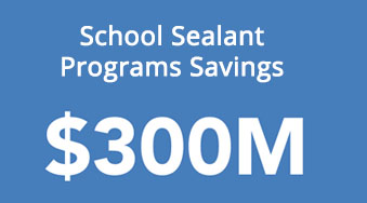 School Sealant Programs Savings