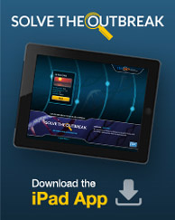 Solve the Outbreak iPad app