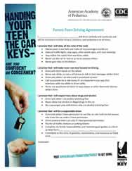 Parent Teen Driving Agreement