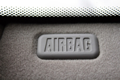 photo: airbag sign in car