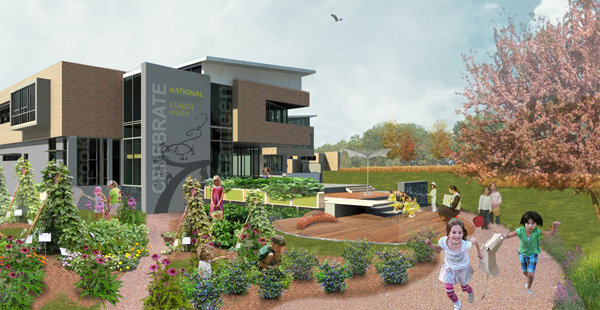 Garden Design School preventing chronic disease | healthy eating design guidelines for